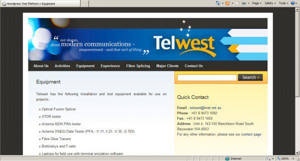 telwest-ie8
